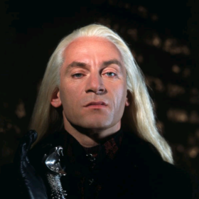 Harry Potter meets Jesus 2: Lucius Malfoy – Mudbloods, Muggles, and Me